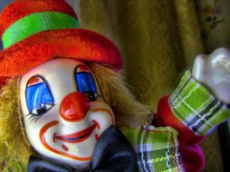 One clown by kiokiliant
