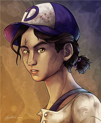 Clementine by Cayleth