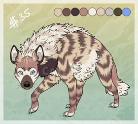 Hyena Adopt [OPEN] by Cayleth