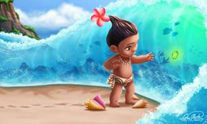 The Ocean Chose Me by Sawuinhaff