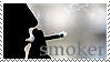 Smoker stamp by SparrowWings