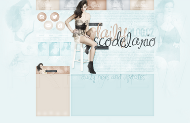 Ordered ft. Kaya Scodelario by Helcabu