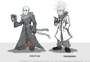 My favorite Gaster AU's by JXGProductions