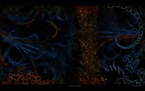 Ghostly fibers by deiiff88