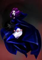 Raven by Ysenna