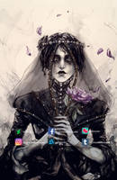 Iris by Luciferys