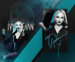 Ivy Levan by monagory