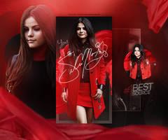 Selena Gomez by monagory