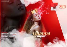 Rihanna by monagory