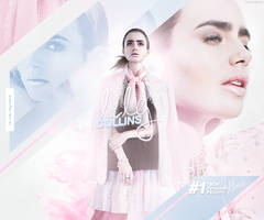 Lily Collins by monagory