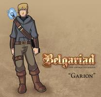 BgTAS - Garion by frozenneko