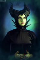 The Wraith of Maleficent by CarlosAE