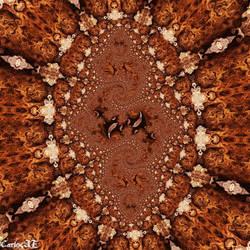Brown Fractal Lab by CarlosAE