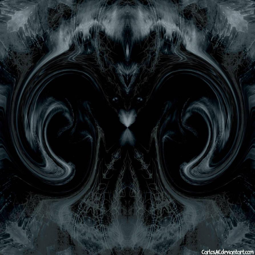 Raum, Dark Spiritual Final Crow Form by CarlosAE