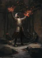 Undead Resurrection by JonasJensenArt