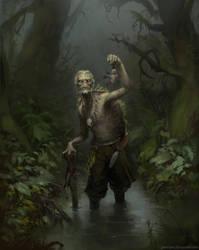 Swamp Elder by JonasJensenArt