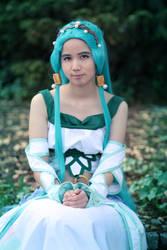 Emerald princess by SakuraShinawa