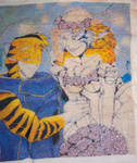Gold Digger 40 CrossStitch by GDkitty