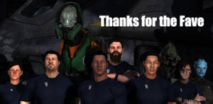 Thanks for the Fave by HaloDarkAge