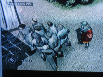 Assassins Creed 2 Glitch 2 The Human Triangle by Earthsongfairy
