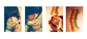 Rainbow Chew by GodsHellSing