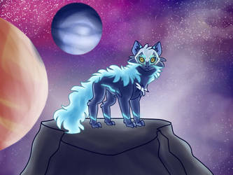 Kosmo by WeebMelon
