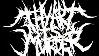 [STAMP] Thy Art Is Murder by Awesomenope