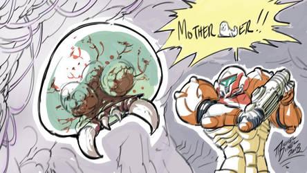 Metroid by Padder
