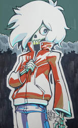 Color Skeleton by Padder