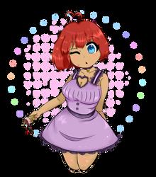 Rainbow Hearts by likacchi