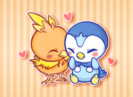 [+video] Pokemon - Love by kittycatvaati