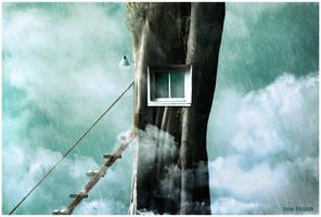 Tree House by sergioklemtz