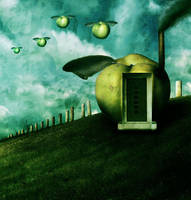 Country of the green apple by sergioklemtz
