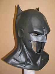 Batman cowl by Vermithrax1