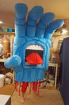Screaming Hand costume 2 by Vermithrax1
