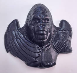 Gorilla shell 1 by Vermithrax1