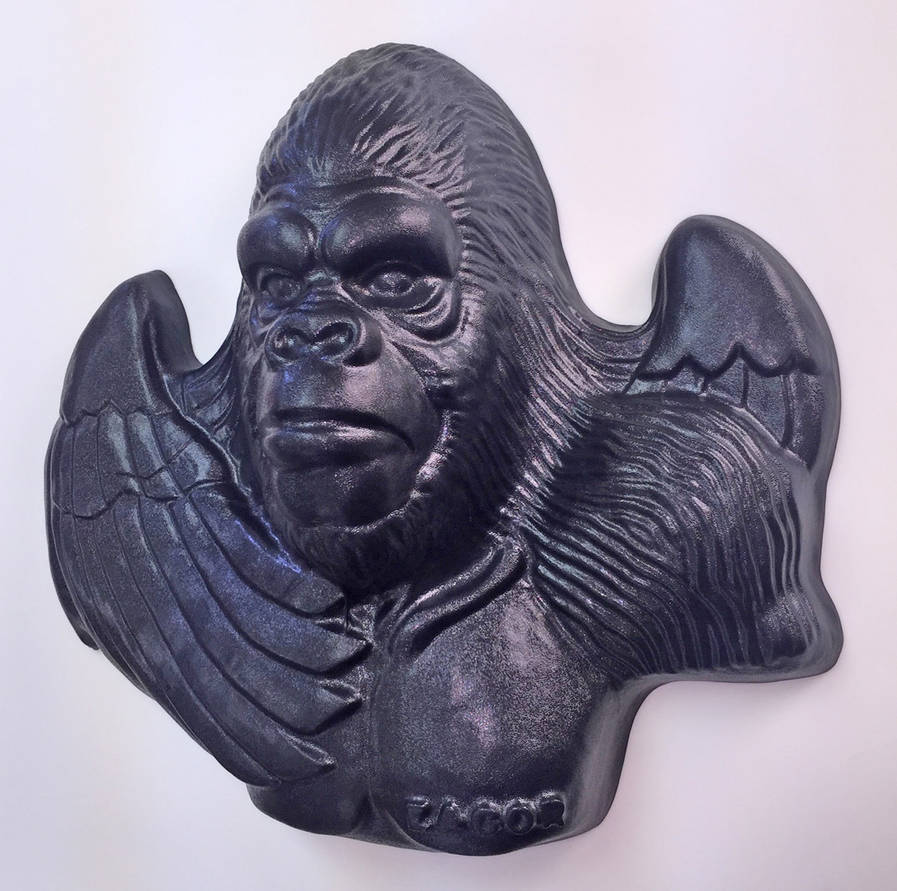 Gorilla shell 2 by Vermithrax1