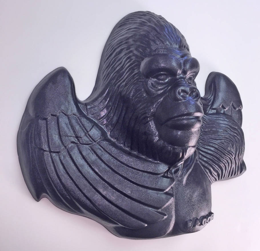 Gorilla shell 3 by Vermithrax1