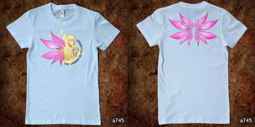 The Chosen of Sylvarant Shirt *Version 2* by a745