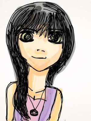 Random Girl by Powwo