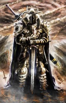 Diablo 3 contest - Crusader by Gabrix89