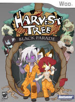 Harvest Tree: Black Parade by kamicheetah