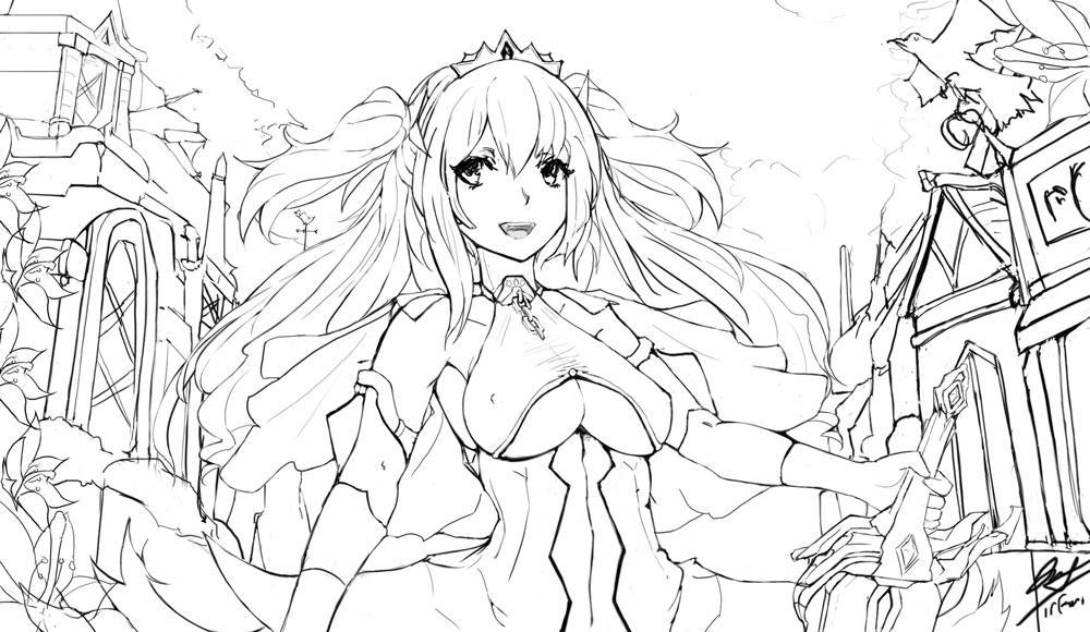 fantasia by MioChin