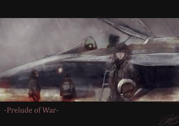 -Prelude Of War- by MioChin