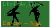 Like Cole, I'm a Dancer-Ninja by TheMistressOfWind