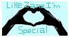 Like Zane, I'm special by TheMistressOfWind