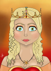 Queen Scala Of Adria by TheMistressOfWind