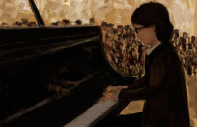 Pianista Danny by hojadecocalml