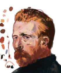 Van Gogh nocturno by hojadecocalml