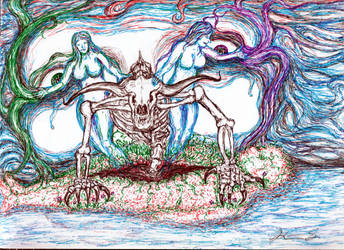 Demonic growth by KristianS